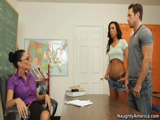 Jessica jaymes en tiffany brookes porno