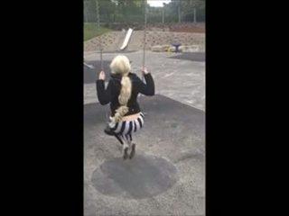 18 rok starý legíny veřejné park hrát velký prdel kozičky ona kamery na 18cams,org