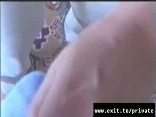 טורקי תוצרת בית פורנו עם שלי שמנמן אישה esra