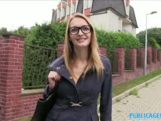 Publicagent the Best Tits He Has Ever Paid For