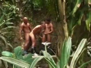 Brazīlieši sekss outdoors