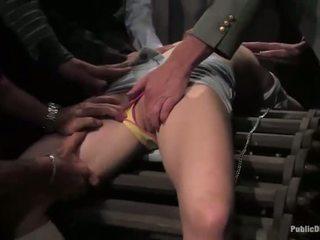 Krūtainas karstās seksuālā skaistule