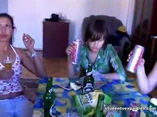 virkelighet, tenåringer, party jenter