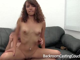 Cute Teen Anal Creampie on Casting Couch, Porn 64