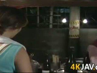 黑妞, 日本, 口交