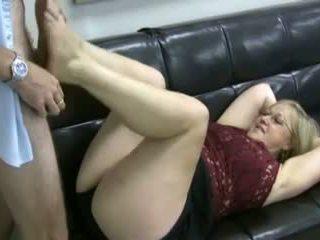 matures, foot fetish