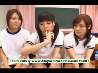 japanese, hot schoolgirls action, quality asian
