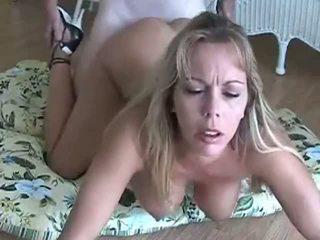 Amber lynn bach gets doggy 엿 & creampied: 무료 포르노를 eb