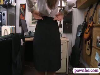 جنسي card dealer pawns لها twat و screwed في ال خلف الكواليس