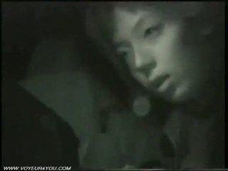 戶外 夜晚 汽車 性別 由 infrared camera