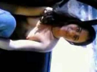 Unseen new mms sex in car with hindi a...