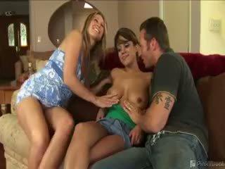 threesome, pornstar, milf