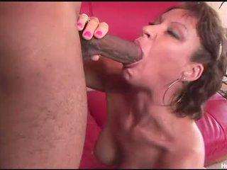 big cock, interracial, mature