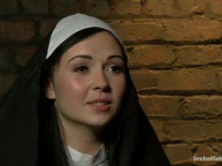 léta, otroctví, nun