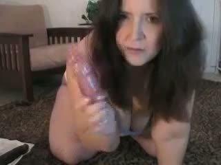brunette, webcam, bbw
