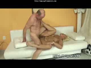 Mature Privat Sex-movie: Sexy Old Granny Fucks Guy Part2 mature mature porn granny old cumshots cumshot