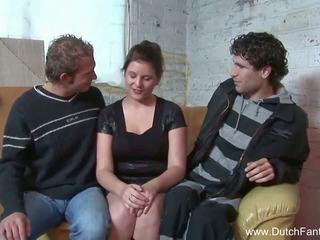Random nederlandsk trekant i holland, gratis porno ea
