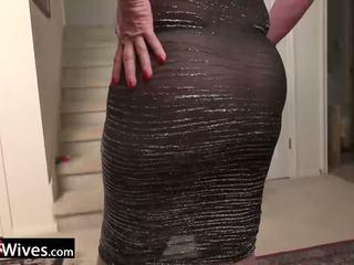 Usawives läkkäämpi nainen jade solo masturbation: vapaa porno f9