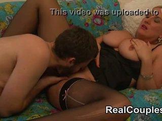 Leona lee gets haar bips geneukt door echtgenoot