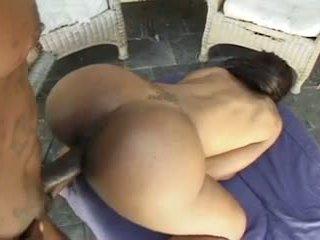 zwart en ebony, anaal, pornosterren