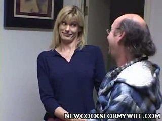 hanrej, wife fuck, wifes home movies