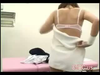 Aluna aproveite erótico massagem 02
