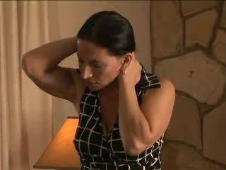 Melissa monet & randi james - eldre lesbiske