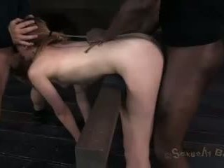 Claire robbins bent vairāk un fucked uz augsts papēži