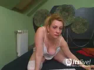 webcam, volwassen, amateur