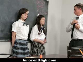 الطالبة أو مختلط, كلية, groupsex