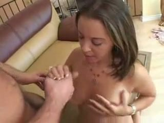 19 year old Andrea Ash gets her pussy pounded