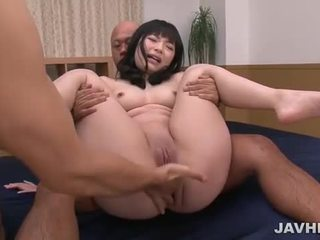 Hina maeda v japonská trojice
