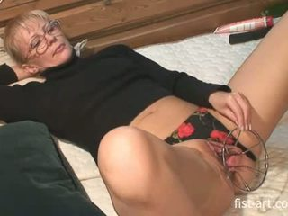 Extrem reif mutter bizarr riesig insertions fetisch