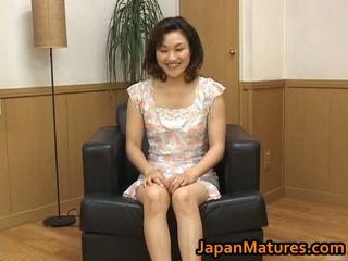 Чукане възрастни азиатки жена