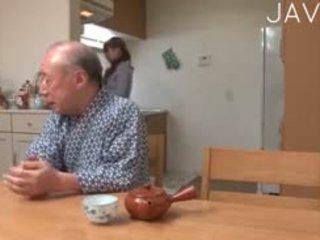 japanisch, alt + young, teen