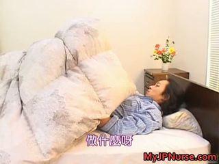 Bunko kanazawa เกี่ยวกับกาม เอเชีย พยาบาล teaches
