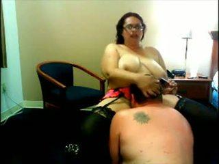 Moche gros pute webcam