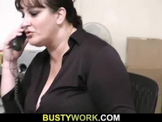 চমৎকার গাধা, নিটোল, বিগ boobs