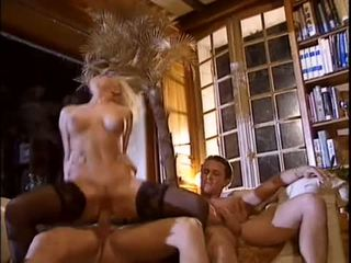 Jb blonds.on.fire - silvia saint