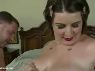 Alt Porn BBW Violet Addams Loves A Big Cock In Her Ass