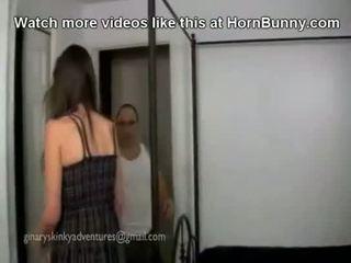 Isa ja tütar olema tegema üles seks - hornbunny. com