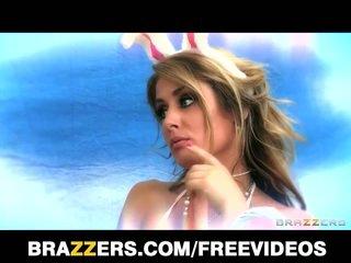 Seksi rabbits dan keras kontol dari brazzers