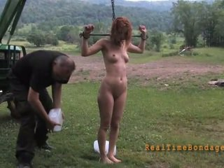 Tying up beauty za divje mučenje