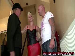 Sexy punk dutch Hooker
