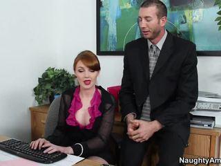 hardcore sex, office sex, sekretārs