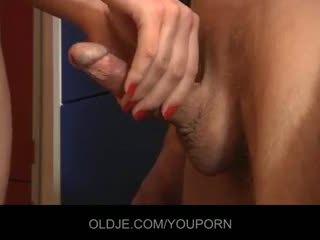 kyssing, blowjob, trekant