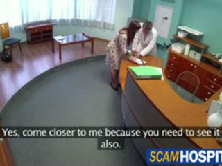 Hot Sabina Gets Fucked By Her Doctor