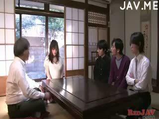 realidade, japonês, ejaculação