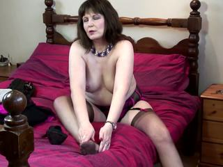 Kinky Mature Mother Reaching Orgasm, Free Porn 8c