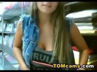brunette, webcam, softcore